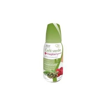 CAFE VERDE + RASPBERRY 250ML