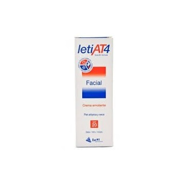 LETI AT-4 CREMA FACIAL SPF 20 50 ML (iva21)