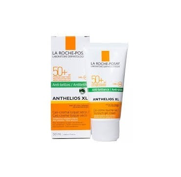 LA ROCHE POSAY ANTHELIOS SPF 50+ GEL CREMA TACTO SECO 50 ML