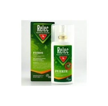 RELEC FUERTE SENSITIVE SPRAY REPELENTE MOSQUITOS 75 ML
