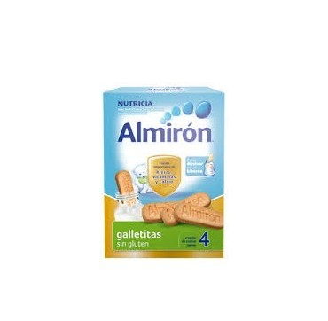 ALMIRON ADVANCE GALLETITAS SIN GLUTEN 250 G