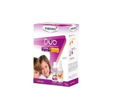 PARANIX PACK DUO ELIMINA SPRAY 100ML  + PROTEC 100ML (iva21)