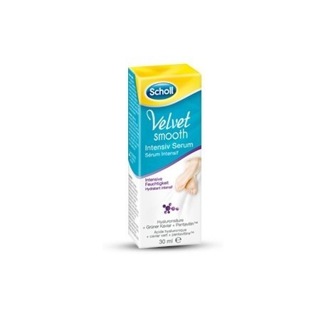 DR SCHOLL VELVET SMOOTH SERUM INTENSO 30 ML (iva21)