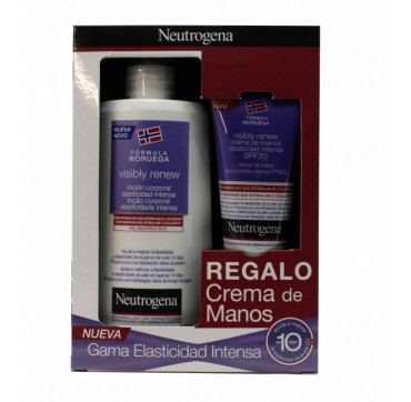 NEUTROGENA VISIBLY RENEW LOCION CORPORAL ELASTIC INTENSA 400 ML
