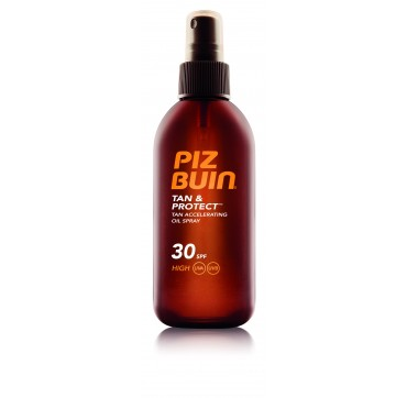 PIZ BUIN FPS - 30 PROTECCION MEDIA ACEITE EN SPR 150 ML