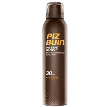 PIZ BUIN INSTANT GLOW SPRAY PIEL LUMINOSA SPF 30 150 ML