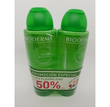 BIODERMA NODE CHAMPU 400ML PACK
