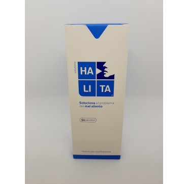 HALITA ENJUAGUE BUCAL 500 ML