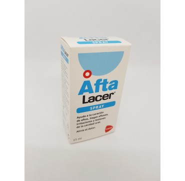 AFTA LACER SPRAY 15 ML (iva10)