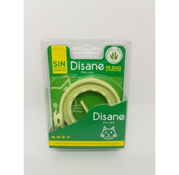 DISANE COLLAR REPELENTE GATOS