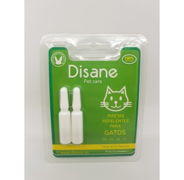 DISANE PIPETA ANTIPARASIT ECO GATOS 2UN
