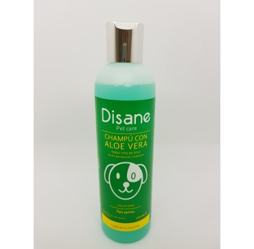 DISANE CHAMPU ALOE VERA ECO PERROS 250ML