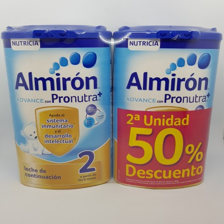 ALMIRON ADVANCE 2 BIPACK 2X800GR