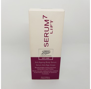 BOOTS SERUM 7 LIFT SERUM CORPORAL ANTI-AGE 150 ML