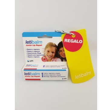 LETIBALM JUNIORLIP REPAIR BALSAMO 10ML