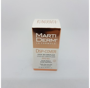 MARTIDERM DSP COVER STICK DESPIGMENTANT4 ML (iva21)