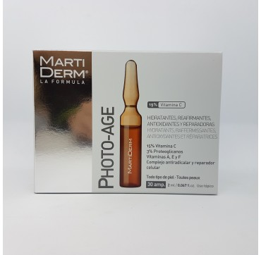 MARTIDERM PHOTO AGE 2 ML 30 AMP (iva21)