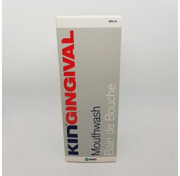 KIN GINGIVAL ENJUAGE 500 ML (iva21)