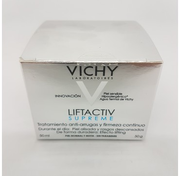 VICHY LIFTACTIV SUPREME PNM 50 ML