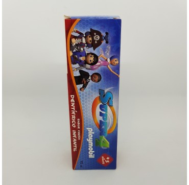 KIN SUPER 4 PLAYMOBIL GEL DENTAL 75ML