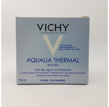 VICHY AQUALIA THERMAL SPA DIA GEL DE AGUA REVITALIZANT 75 ML