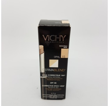 VICHY DERMABLEND STICK CORRECTOR VICHY COSMETICA CORRE 14 H 15 OPAL (iva21)