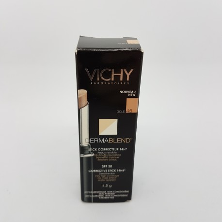 VICHY DERMABLEND STICK CORRECTOR VICHY COSMETICA CORRE 14 H 45 GOLD (iva21)