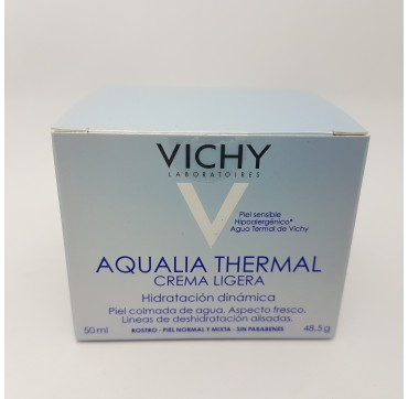 VICHY AQUALIA THERMAL LIGERA P SENSIBLE 50 ML TARRO (iva21)