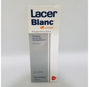 LACERBLANC COLUTORIO D- CITRUS 500 ML
