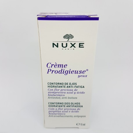 NUXE PRODIGIEUX CONTORNO OJOS 15 ML (iva21)