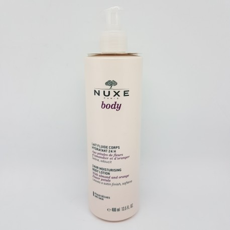 NUXE BODY LECHE CORPORAL FLUIDE 400 ML (iva21)