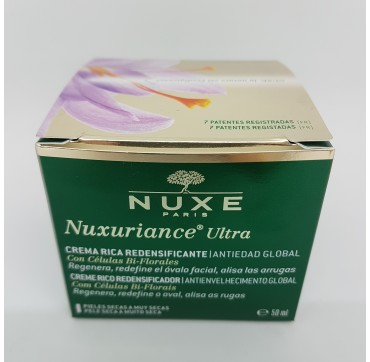 NUXE NUXURIANCE CREMA ANTI ARRUGAS DIA PN/PS 50 ML