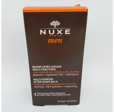 NUXE MEN BAUME AFTER SHAVE MULTI 50ML (iva21)