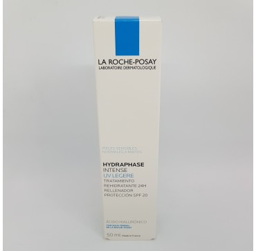 LA ROCHE POSAY HYDRAPHASE UV LEGERE 50 ML