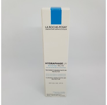 LA ROCHE POSAY HYDRAPHASE UV RICHE 50 ML