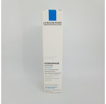 LA ROCHE POSAY HYDRAPHASE INTENSE SERUM GEL CONCENTRADO 30 ML (iva21)