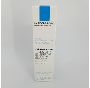 LA ROCHE POSAY HYDRAPHASE YEUX EYES ANTIBOLSAS 15 ML