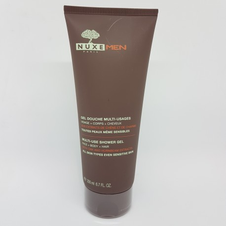 NUXE MEN GEL DE DUCHA MULTI-USO 200 ML (iva21)