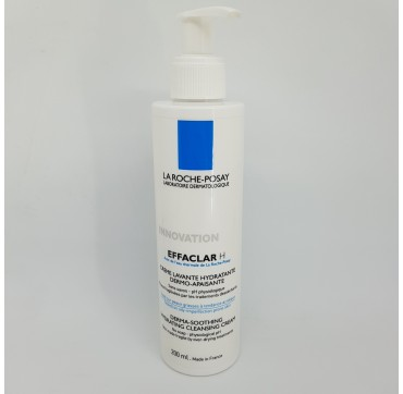LA ROCHE POSAY EFFACLAR MOUSSE PURIFICANTE SPRAY 200 ML (iva21)