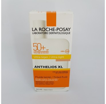 LA ROCHE POSAY ANTHELIOS SPF 50+ FLUIDO COLOR 50 ML