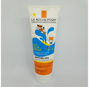 LA ROCHE POSAY ANTHELIOS SPF 50+ DERMOPEDIATRICS GEL WET SKIN 250 ML
