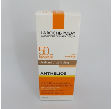 LA ROCHE POSAY ANTHELIOS SPF 50+ UNIFIANT CREMA MOUSSE COLOR 40 ML (iva21)