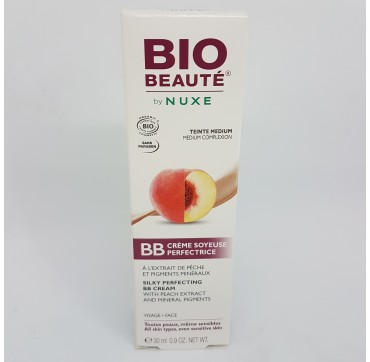 NUXE BIOBEAUTE BB CREAM TEINTE MEDIUM 30ML (iva21)