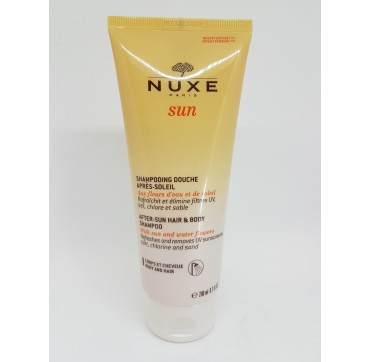 NUXE SUN CHAMPU DUCHA DESPUES SOL 200ML