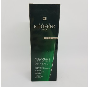 RENE FURTERER ABSOLUE KERATINE MASCARILLA REGENERACION EXTREMA 100 ML (iva21)