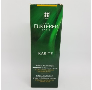 RENE FURTERER KARITE MASCARILLA REVITALIZANTE INTENSA 100 ML (iva21)