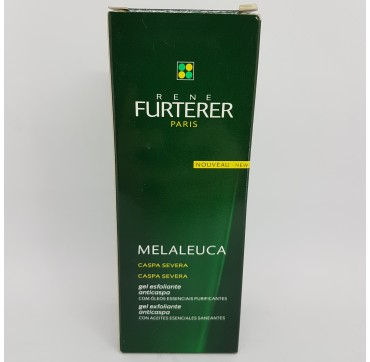RENE FURTERER MELALEUCA GEL EXFOLIANTE ANTICASPA  75 ML (iva21)