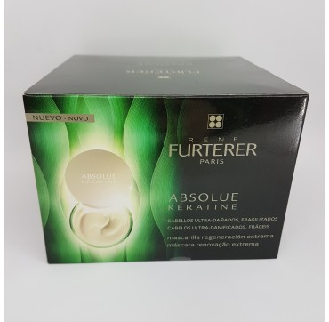 RENE FURTERER ABSOLUE KERATINE MASCARILLA REGENERACION EXTREMA 200 ML (iva21)