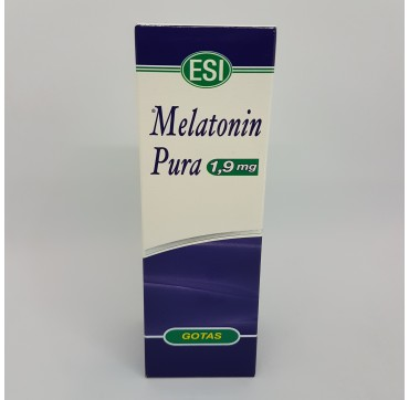 ESI MELATONIN PURA GOTAS 1.90 MG 50 ML