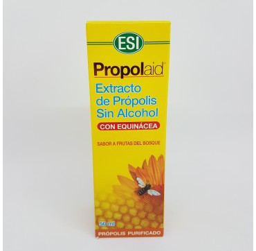 ESI PROPOLAID EXTRACTO SIN ALCOHOL CON EQUINACEA 50 ML